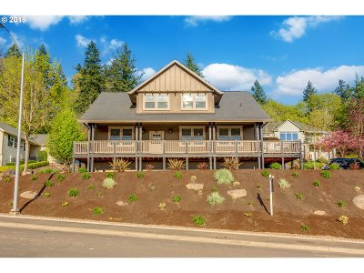 Oregon City, Beavercreek, Molalla, Mulino Single Family Home For Sale: 16074 Front Ave