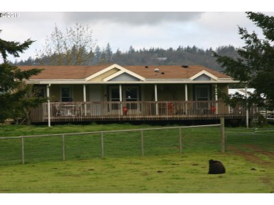Roseburg Single Family Home For Sale: 547 Dairy Loop Rd