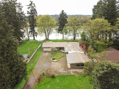Keizer Single Family Home For Sale: 3285 Willamette Dr N