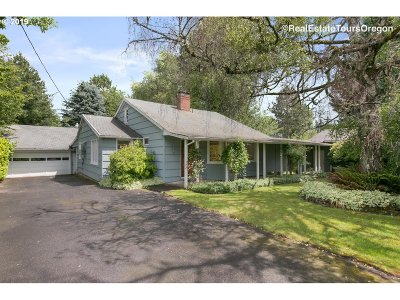 Tigard Single Family Home For Sale: 15160 SW 81st Ave