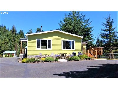 North Bend Single Family Home For Sale: 94131 Shutters Landing Ln