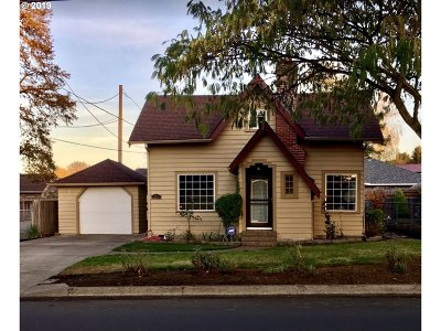 Newberg, Dundee, Lafayette Single Family Home For Sale: 720 N Main St