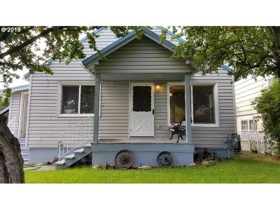Pendleton Single Family Home For Sale: 211 NW 12th St