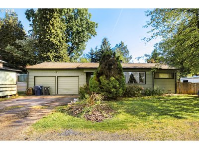 Springfield Single Family Home For Sale: 7045 Main St