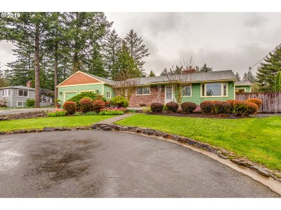Happy Valley Single Family Home Pending: 10180 SE 92nd Ave