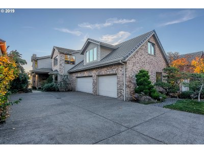 Aloha, Beaverton, Forest Grove, King City, Lake Oswego, Newberg, Portland, Sherwood, Tigard, Battle Ground, Brush Prairie, Camas, Vancouver, Washougal Single Family Home For Sale: 15443 SE Rivershore Dr