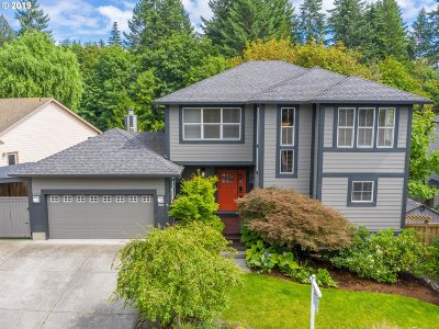 Vancouver Single Family Home For Sale: 2709 NW 140th St