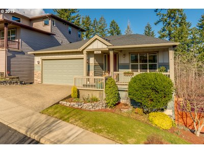 Tigard Single Family Home For Sale: 12651 SW Mount Vista Ct