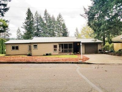 Clackamas County Single Family Home Bumpable Buyer: 16850 S Pam Dr