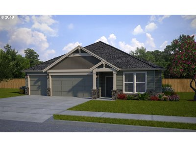 Oregon City Single Family Home For Sale: 16357 Kitty Hawk Ave #Lot81