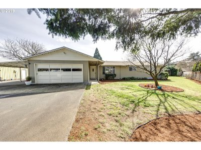 Oregon City Single Family Home For Sale: 896 S End Rd