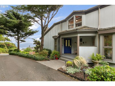 Cannon Beach Single Family Home For Sale: 1764 View Point Terr