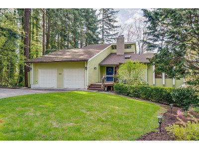 Happy Valley Single Family Home For Sale: 12801 SE 123rd Ave