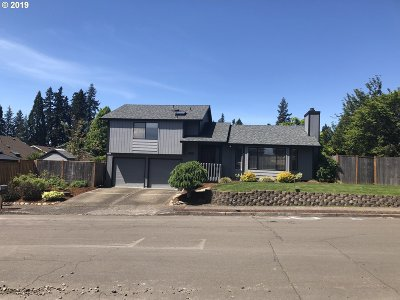 Tigard Single Family Home For Sale: 16283 SW 93rd Ave