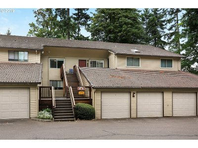 Tigard Condo/Townhouse For Sale: 14934 SW 109th Ave