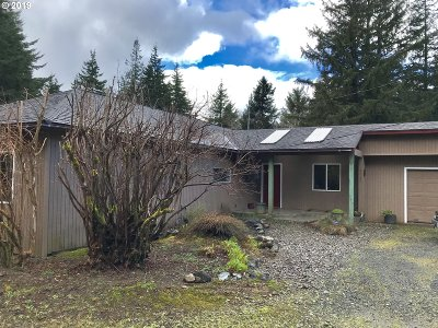 Langlois Single Family Home For Sale: 46248 Hwy 101
