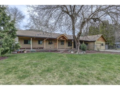 Medford Single Family Home For Sale: 3120 Griffin Cr Rd