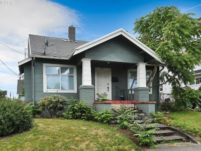 Single Family Home For Sale: 5034 N Missouri Ave