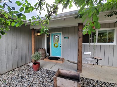 Canby OR Single Family Home For Sale: $365,000