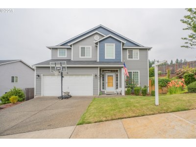 Washougal Single Family Home For Sale: 5691 O St