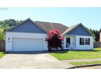 Cowlitz County Single Family Home For Sale: 4425 Zirkel Ct