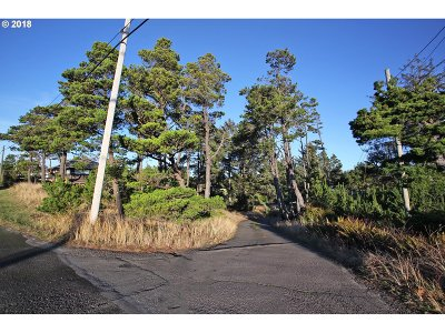 Gearhart Residential Lots & Land For Sale: Marion Dr #1301