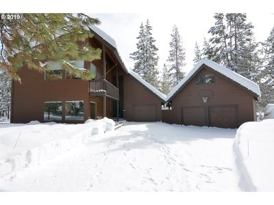 Sunriver Single Family Home For Sale: 17745 Red Wing Ln