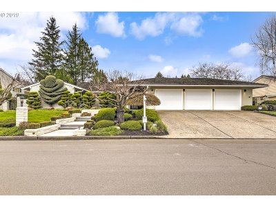 Single Family Home For Sale: 7265 SW Willowmere Dr