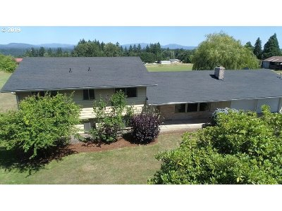 Ridgefield Single Family Home For Sale: 26809 NE 29th Ave