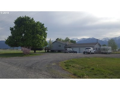 Baker County Single Family Home For Sale: 44368 Brown Rd