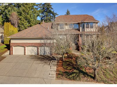 Tigard Single Family Home For Sale: 15382 SW Ashley Dr