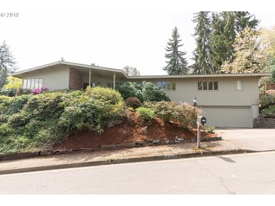 Eugene Single Family Home For Sale: 2610 W 22nd Ave