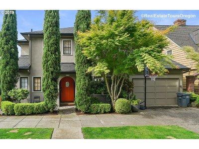 Clackamas County, Multnomah County, Washington County Single Family Home For Sale: 2726 NE Alameda St