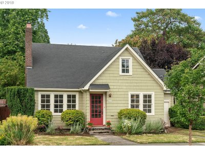Portland Single Family Home For Sale: 2315 N Wygant St