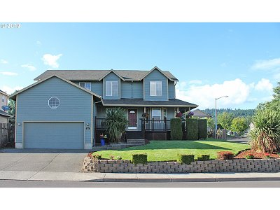 Newberg, Dundee, Lafayette Single Family Home For Sale: 331 Natalie Dr