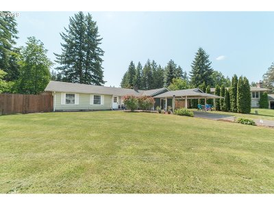 Vancouver Single Family Home For Sale: 4905 NE 142nd Ave