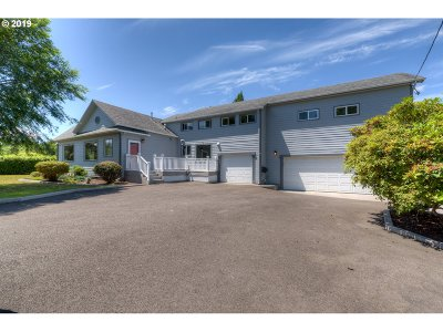 Astoria Single Family Home For Sale: 92178 Lewis And Clark Rd
