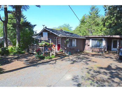 Cannon Beach Single Family Home For Sale: 216 East Monroe