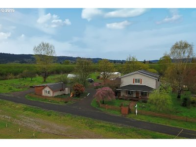 Newberg Single Family Home For Sale: 13510 NE Roedel Rd