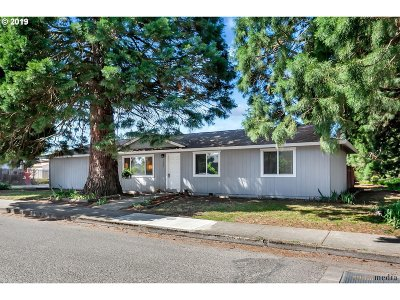 Canby Single Family Home Pending: 1303 S Elm St
