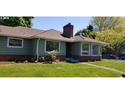 Salem Single Family Home For Sale: 1120 14th St