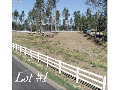 Elmira, Veneta Residential Lots & Land For Sale: 88855 Lynette Ln #1