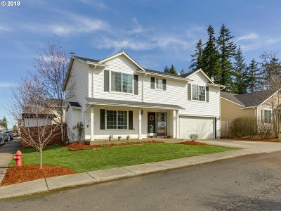 Single Family Home For Sale: 15340 Penny Ave