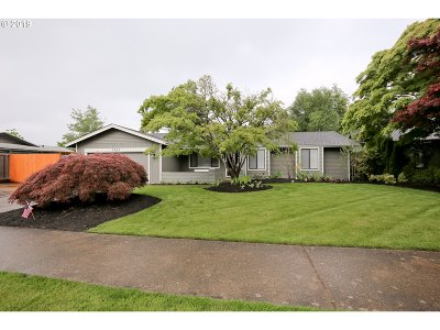Eugene Single Family Home For Sale: 2925 Wingate St