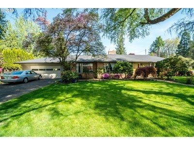 Clark County Single Family Home For Sale: 4908 NE 101st Cir