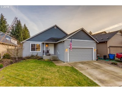 Vancouver Single Family Home For Sale: 13413 NE 51st St