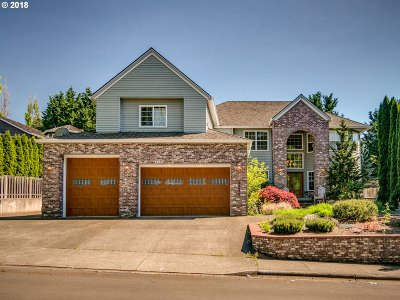 Tigard Single Family Home For Sale: 14670 SW Peak Ct