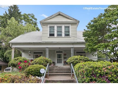 Single Family Home For Sale: 3136 SE 7th Ave