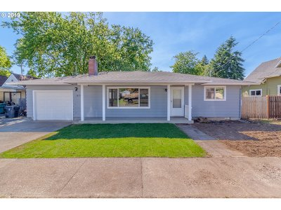 Scio Single Family Home Sold: 38794 NW Alder St