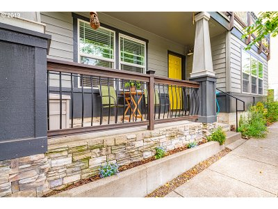 Condo/Townhouse For Sale: 6755 N Salem Ave